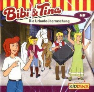 Bibi und Tina 68. Die Urlaubsüberraschung