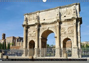 Rome - Eternal City (Wall Calendar 2015 DIN A3 Landscape)