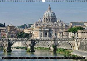 Rome - Eternal City (Wall Calendar 2015 DIN A3 Landscape)