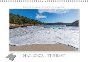 Gerlach, I: Emotional Moments: Mallorca - The East. UK-Versi