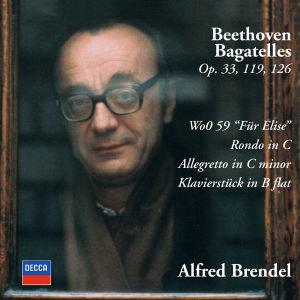 Bagatellen op.33,119,126/Rondo 1/+
