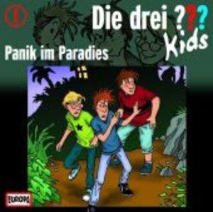 Die Drei ??? Kids 01. Panik im Paradies