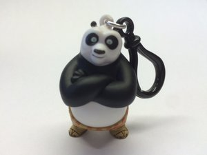 Kung Fu Panda 3 Figur, Schlüsselanhänger 5cm
