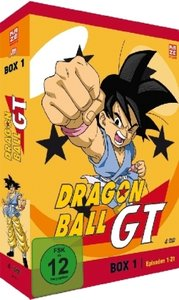 Dragon Ball GT - Box 1