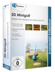 3D Minigolf - Avanquest Kollektion