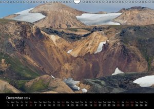 Tschope, F: Magnificient Mountains of Iceland. The Laugavegu