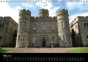 Scotland (UK Version) (Wall Calendar 2015 DIN A4 Landscape)