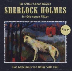 Sherlock Holmes - Neue Fälle 15. Das Geheimnis von Baskerville H