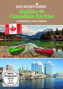Halifax & Canadian Rockies-Der Reiseführer