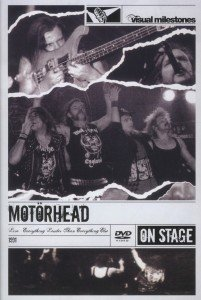 Motörhead Live: Everything Louder Than Everything