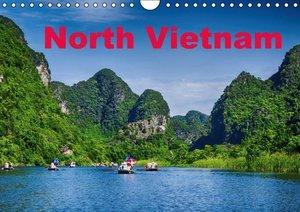 North Vietnam (Wall Calendar 2015 DIN A4 Landscape)