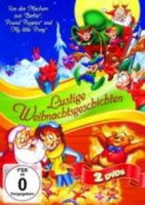 Lustige Weihnachtsgeschichten - Die Geschiche der Weihnachtselfe