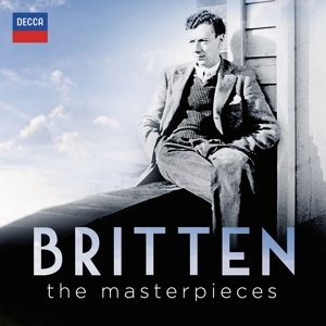 Britten-The Masterpieces