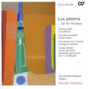 Lux Aeterna For 10-16 Voices