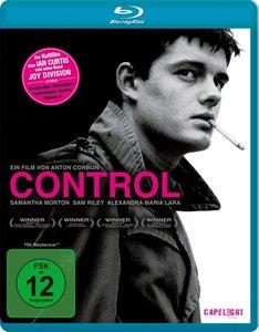 Control (Blu-ray)
