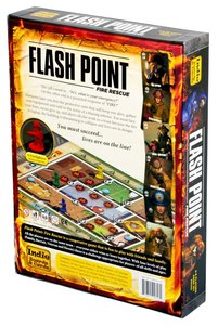 Flash Point: Fire Rescue 2nd Edition, UK Import