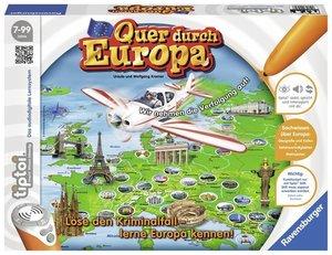 tiptoi® Quer durch Europa