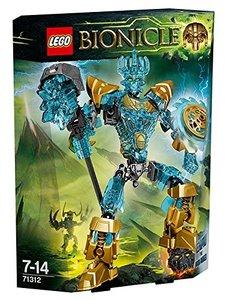 LEGO BIONICLE 71312 - Ekimu der Maskenmacher