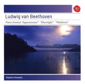 Klaviersonaten Appassionata,Mondschein,Waldstein