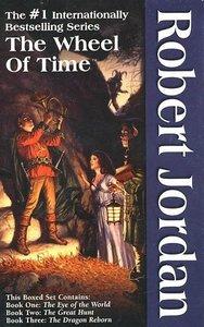 The Wheel of Time Set I, Books 1-3