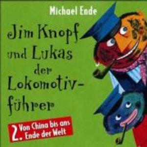 Jim Knopf und Lukas der Lokomotivführer 2. CD