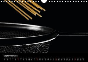 La Cucina - Stylish Cooking (Wall Calendar 2015 DIN A4 Landscape
