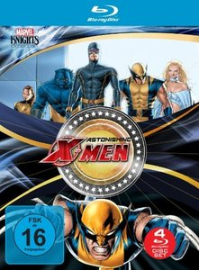 Astonishing X-Men Box (Blu-ray