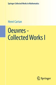 Oeuvres - Collected Works I
