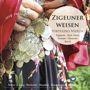 Zigeunerweisen:Virtuoso Violin