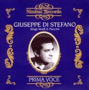 Di Stefano Sings Verdi & Puccini