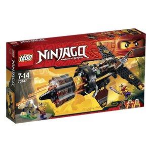LEGO® 70747 - Ninjago Coles Felsenbrecher
