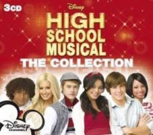 High School Musical 1-3: 3-CD Collection