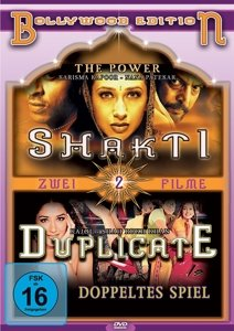 Bollywood Edition Vol.2 (2 Filme: Shakti+Duplicate