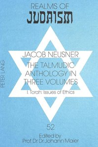 The Talmudic Anthology in three Volumes