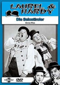 Laurel & Hardy - Die Salontiroler