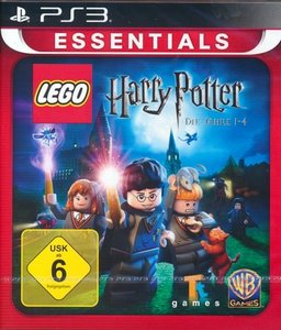 Lego Harry Potter - Die Jahre 1-4 - Essentials