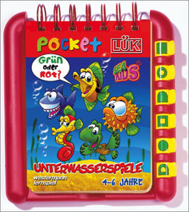 LÜK pocket. Unterwasserspiele 1 Set