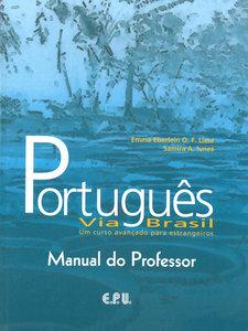 Português via Brasil. Lehrerhandbuch