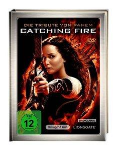 Catching Fire. Die Tribute von Panem - Gefährliche Liebe (DVD)