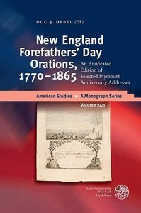 Forefathers' Day Orations