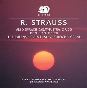 Also Sprach Zarathustra/Don Juan (Strauss,Richard)
