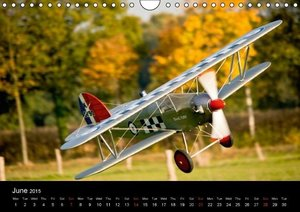 Scale Planes / UK-Version (Wall Calendar 2015 DIN A4 Landscape)