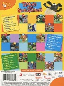 Timmy, das Schäfchen 3er DVD 01 - Folgen 01 / 02 / 03
