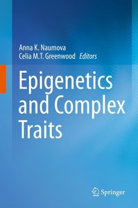 Epigenetics and Complex Traits