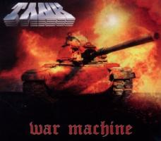 War Machine Limited Digipack - zum Schließen ins Bild klicken