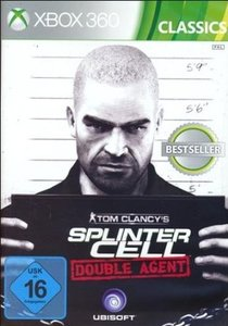 Tom Clancys Splinter Cell: Double Agent - XBOX CLASSICS