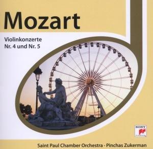 Esprit/Violinkonzerte 4+5