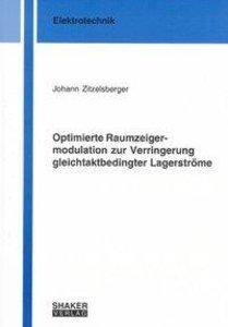 Optimierte Raumzeigermodulation zur Verringerung gleichtaktbedin