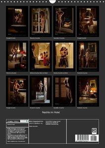 Zurmühle, M: Nachts im Hotel (Wandkalender 2015 DIN A3 hoch)