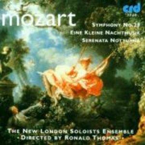 Mozart:eine Kleine Nachtmusik/sinfonie 29